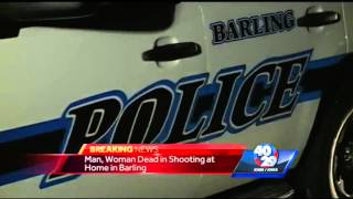 Mother and son dead in shooting in Barling