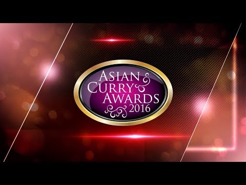Asian Catering Award 2016 Main Event