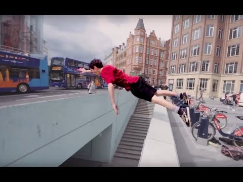 The Best of Parkour and Freerunning 2017