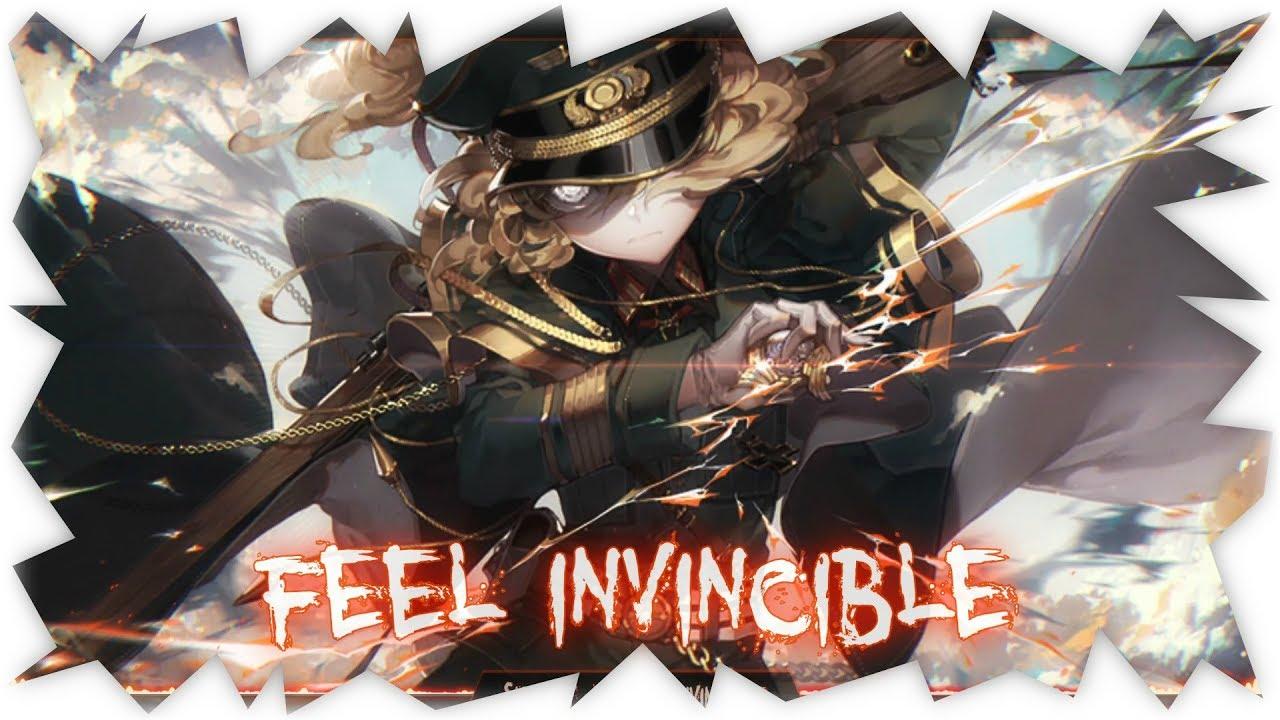 Nightcore - Feel Invincible [Skillet]
