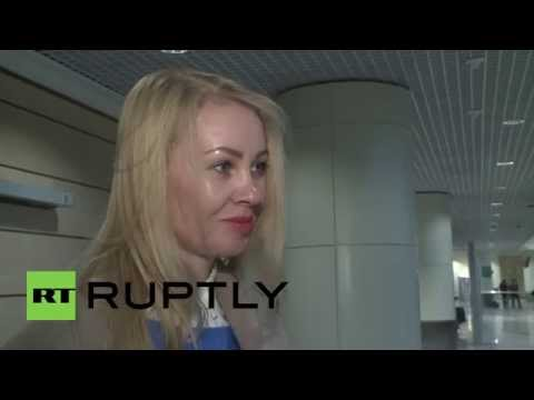 Russia: Sanctions freezing Russian-Ukrainian airspace come into force