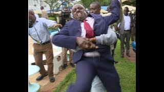Drama as goons disrupt a press conference on Sonko's 'poor' leadership