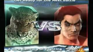 Tekken 4: King part 1/2 thumbnail