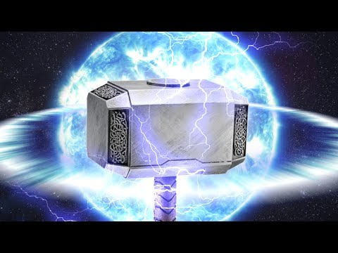 How Much Does Thors Hammer Weigh?