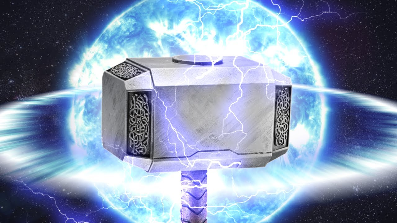 how much does thor s hammer weigh youtube