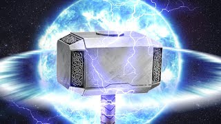 How Much Does Thor's Hammer Weigh? thumbnail