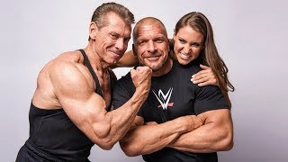 15 Of Triple H's Closest Friends In WWE