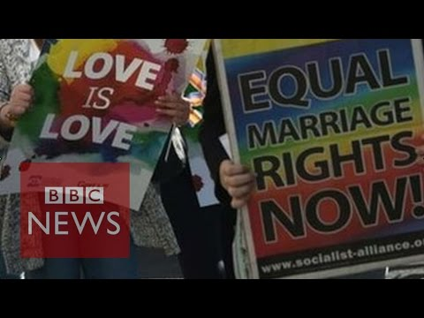 Will Australia vote on gay marriage? BBC News