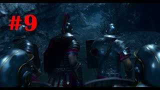 RYSE: Son of Rome Walkthrough Part 9 - Rescue (Xbox One: 1080P) **NO COMMENTARY**