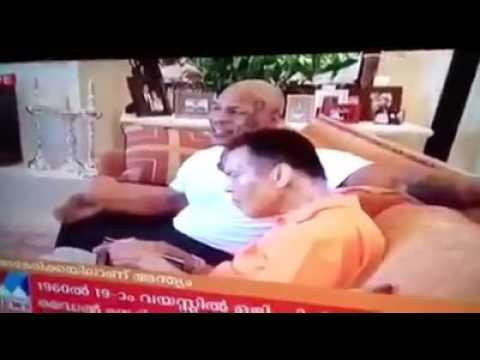 Kerala sports Minister  funny talk
