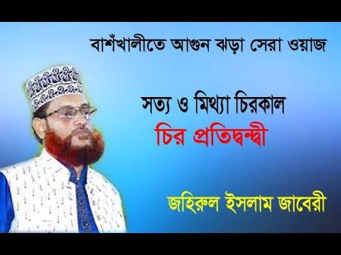 সত্যের মাপকাঠি-জহিরুল ইসলাম জাবেরী| Mowlana Zahirul Islam Zaberi |ICB Digital