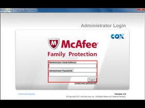 como desinstalar o McAfee Family Protection: Como desativar