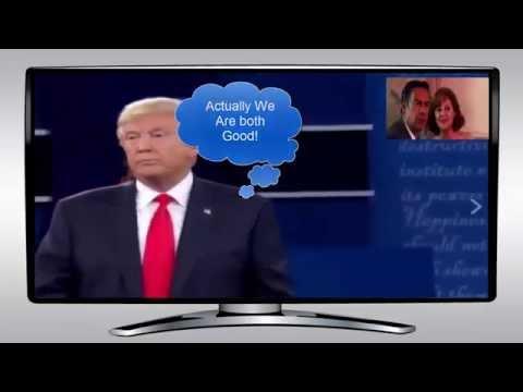 Presidential Debate Number 2 Trump vs Clinton