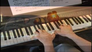 Almost Paradise - Footloose - Piano