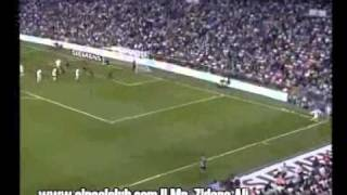 2005 Real Madrid VS MALLORCA   4 - 0