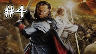 The Return of the King Gameplay | Part 4 - The Southern Gate