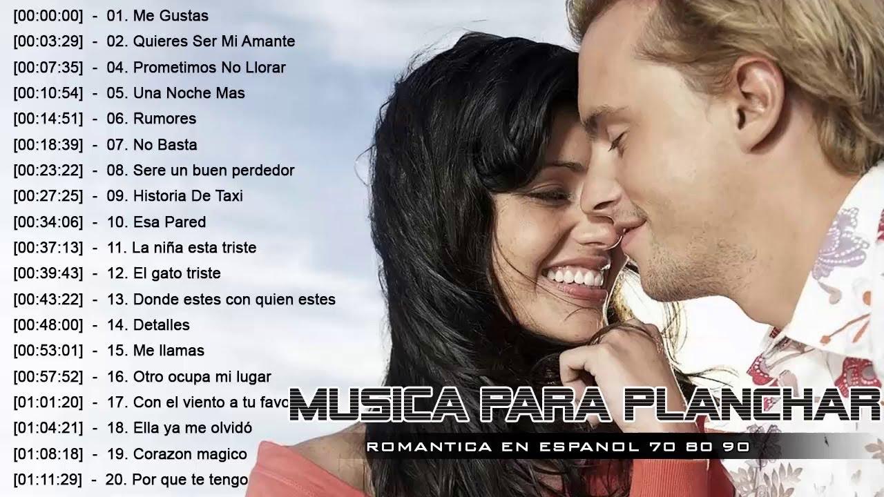 Musica Para Planchar Romantica La Mejor Música Para Planchar Romántica Y Plancha Youtube