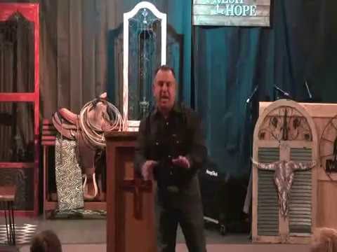 """04 30 2017 Pastor Dennis Luton """"The Counsel of God"""" (Part II)"""