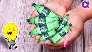 10 Most Amazing Way to Reuse Waste Plastic Bottle & Clothes Clips | #Artkala4u