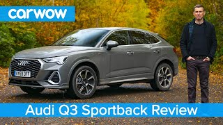 2020 Audi Q3 Sportback review | Small SUV | CarAdvice