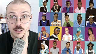 The 55 Best Rappers of All Time