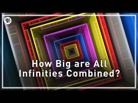 How Big are All Infinities Combined? (Cantor's Paradox) | Infinite Series