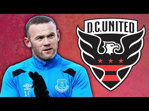 Wayne Rooney Agrees To Join DC United