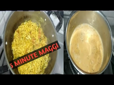 5 Minute Main Maggi Ready#sunday Breakfast#😛😛 Indian Youtuber Shifa Ansari