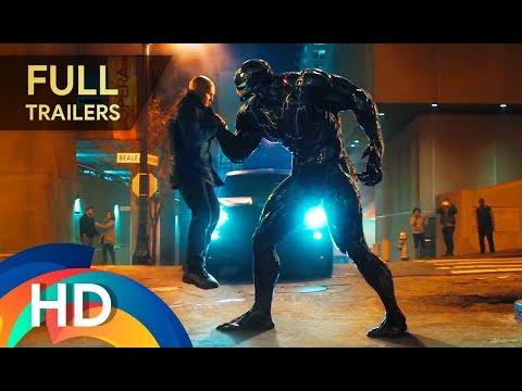 Venom (2018) - Tổng hợp Clip và Trailers - Phim Siêu Anh Hùng Tháng 10.2018 thumbnail