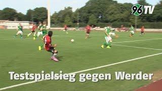 Testspiel | SV Werder Bremen - Hannover 96