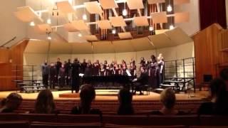 Jtown mixed choir @State #1