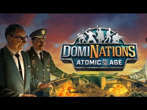 DomiNations - THE ATOMIC AGE is HERE !!! NEW UNITS & NEW WONDERS ! (Ep #39)