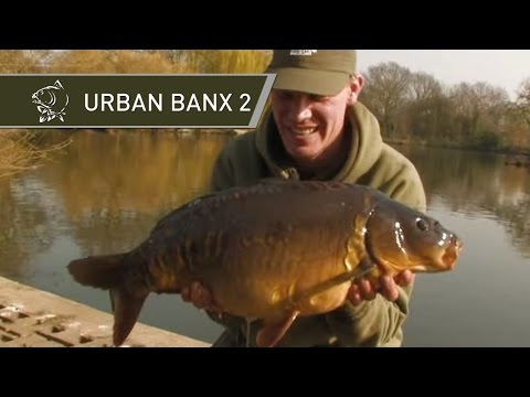 CARP FISHING TIPS VIDEOS - URBAN BANX 2 - ROCHFORD RESERVOIR - ALAN BLAIR ON NASH TV