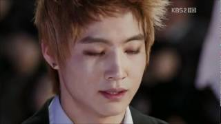 Download Video Dream High 2 (드림하이 2) - Kang Sora taking the Rose from JB [Episode 12 CUT] MP3 3GP MP4