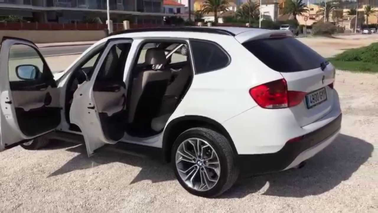 2010 bmw x1 sdrive 2 0d auto 5dr for sale in spain youtube. Black Bedroom Furniture Sets. Home Design Ideas