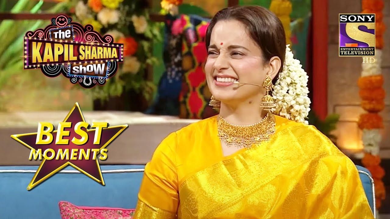 Download Kapil ने Kangana को पूछे Funny सवाल  | The Kapil Sharma Show Season 2 | Best Moments