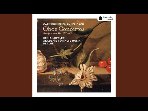 Oboe Concerto In E-Flat Major, H. 468, Wq. 165: I. Allegro