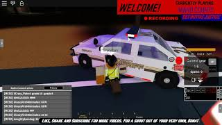[MCSO] Mano County Roblox Police Patrol [FRP]
