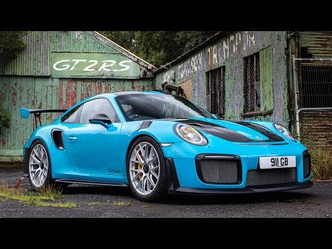 Porsche 911 GT2 RS: The Ultimate Road Review – Carfection (4K)