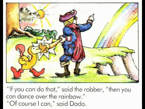 Dodo And The Pot Of Gold