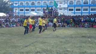 NORSU P.E FUN DAY Modern Dance Boys (Yellow Team)