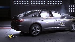 Audi A6 and A7 Euro NCAP Crash Tests of (2019)