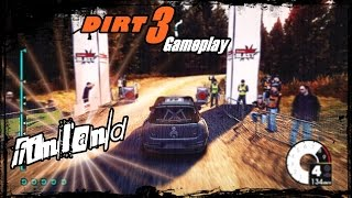 Dirt 3 Gameplay PC - Dirt 3 Finland Max Settings 60fps