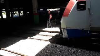 코레일 무궁화호 특급열차, 우편화물차 영등포역 발차 (…