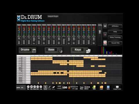Music Maker Free Download - Dr. Drum Trial Edition