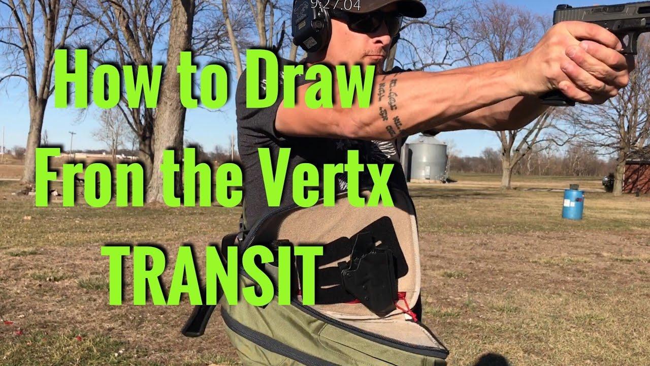 Vertx Transit Bag Review