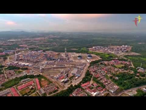 Shell Refinery @ Port Dickson