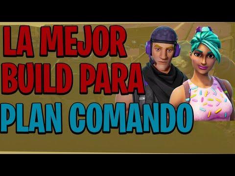 La MEJOR build de SOLDADO para PLAN COMANDO