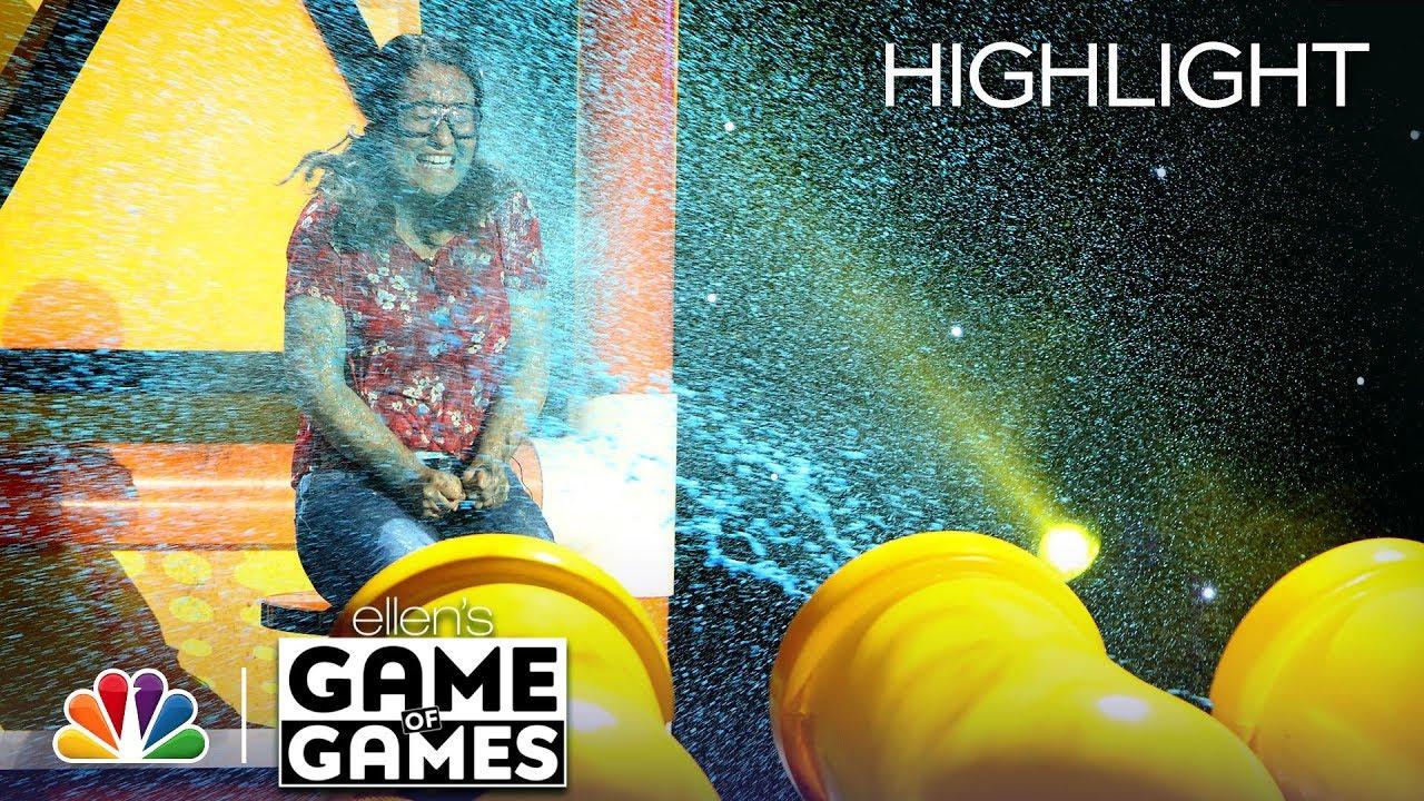 Ellen S Game Of Games Danger Word Episode 8 Highlight