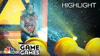 Ellen's Game of Games - Danger Word: Episode 8 (Highlight)